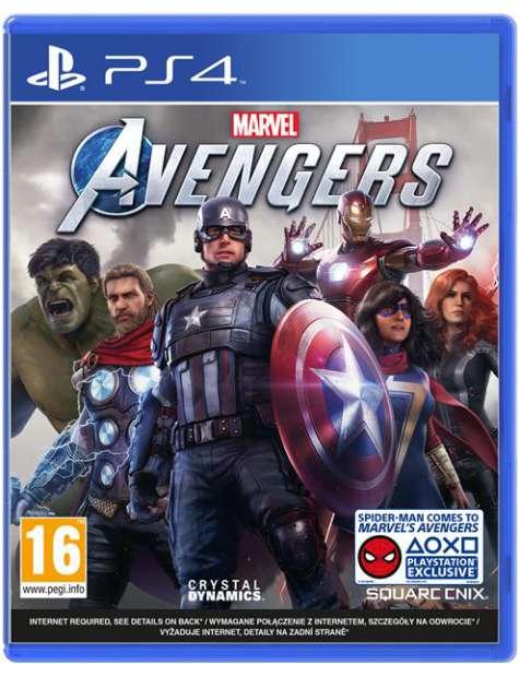Marvel's Avengers PS4-49111