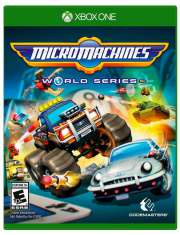 Micromachines World Series Xone-25870