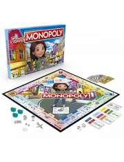 Gra Planszowa Panna Monopoly PL E8424 Hasbro-50946