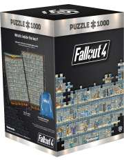 Puzzle Fallout 4 Perk Poster-51061