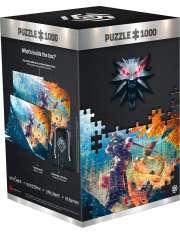 Puzzle Wiedźmin: Griffin Fight-51080