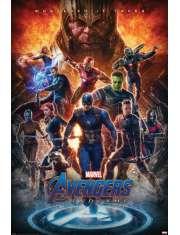 Avengers Koniec Gry - plakat