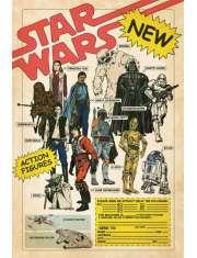 Star Wars Gwiezdne Wojny Klasyka - plakat