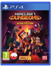 Minecraft Dungeons - Hero Edition PS4-51257