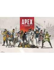 Apex Legends - plakat