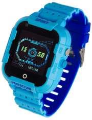 Smartwatch dziecięcy Garett Kids 4G niebieski