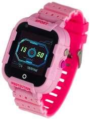 Smartwatch dziecięcy Garett Kids 4G różowy