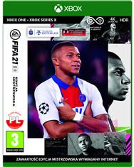 Fifa 21 Edycja Mistrzowska Xbox One-50500