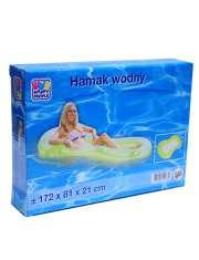 Happy People Materac Hamak Wodny z Siatką 78036-51398