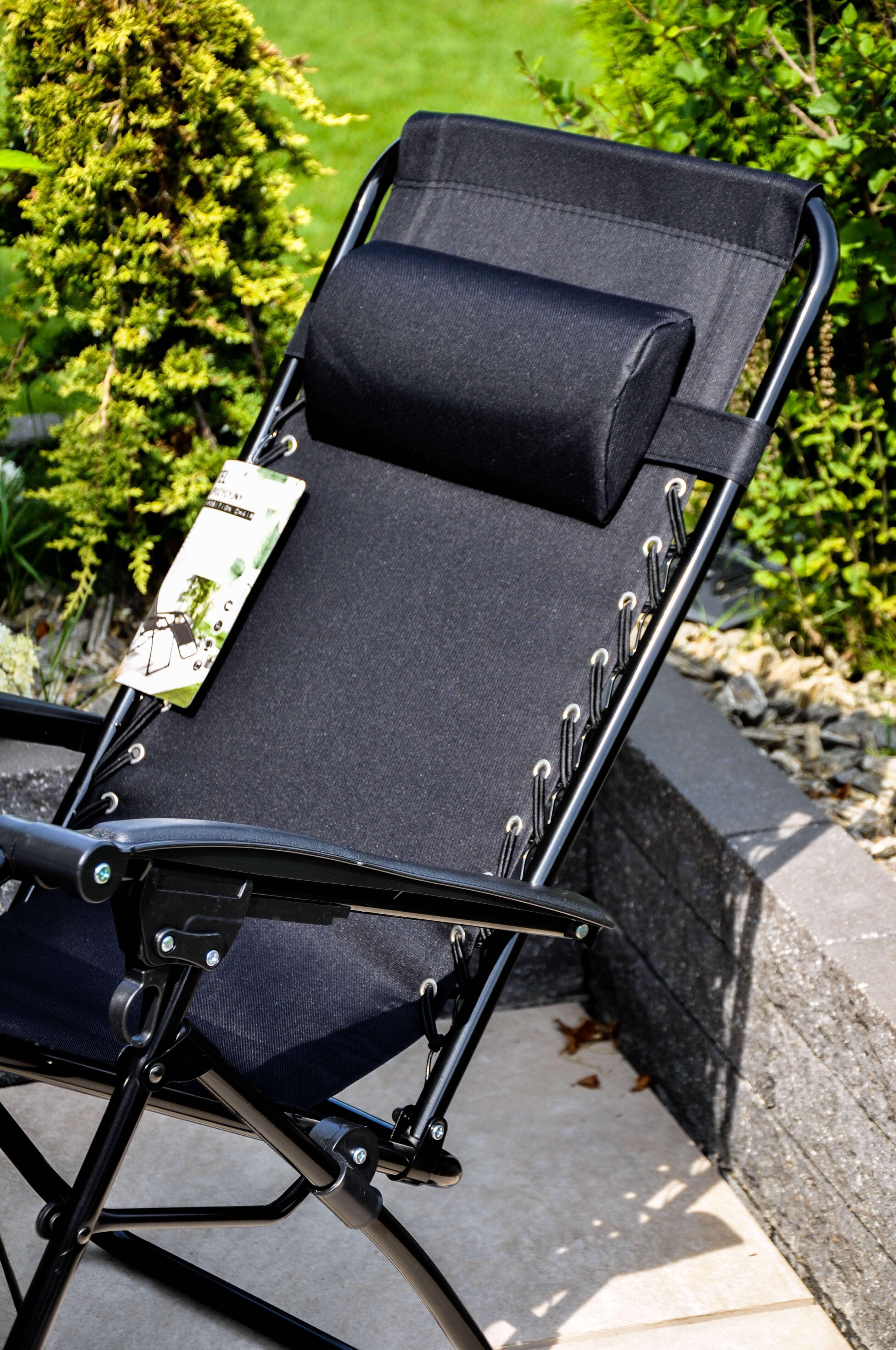 Wielopozycyjny Składany Fotel