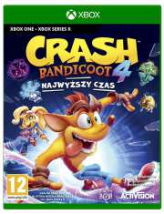 Crash Bandicoot 4: Najwyższy Czas Xbox One-49831