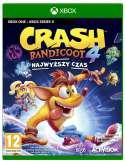 Crash Bandicoot 4: Najwyższy Czas Xbox One