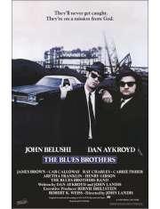 Blues Brothers - plakat