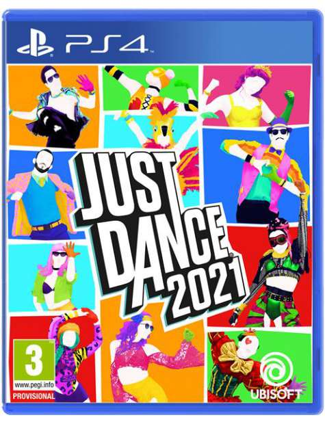Just Dance 2021 PS4-51537