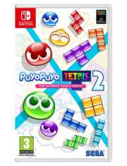 Puyo Puyo Tetris 2: The Ultimate Puzzle Match NDSW-51551