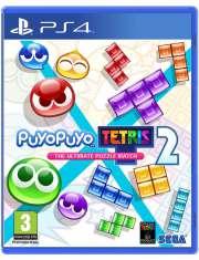 Puyo Puyo Tetris 2: The Ultimate Puzzle Match PS4-51557