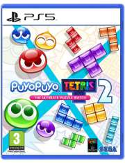 Puyo Puyo Tetris 2: The Ultimate Puzzle Match PS5-51563