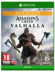 Assassin's Creed Valhalla Gold Edition Xbox One-51589