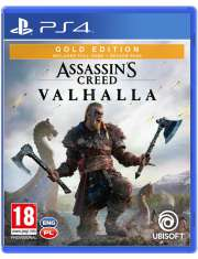 Assassin's Creed Valhalla Gold Edition PS4-51603