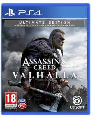 Assassin's Creed Valhalla Ultimate Edition PS4-51610