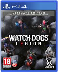 Watch Dogs Legion Ultimate Edition PS4-51659