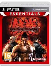 Tekken 6 Essentials PS3-5603