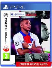 Fifa 21 Edycja Mistrzowska PS4-50493