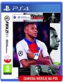 Fifa 21 Edycja Mistrzowska PS4