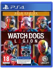 Watch Dogs Legion Gold Edition PS4-50076