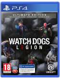 Watch Dogs Legion Ultimate Edition PS4