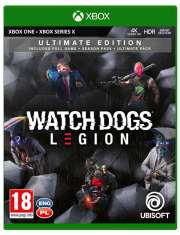 Watch Dogs Legion Ultimate Edition Xbox One/XSX-51666