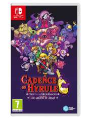 Cadence of Hyrule: Crypt of the NecroDancer NDSW-51747