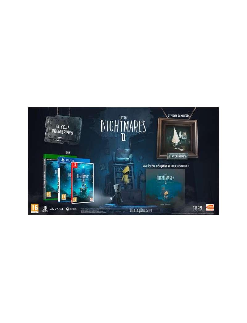 Little Nightmares II Edycja Premierowa