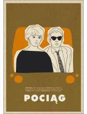 Pociąg - plakat