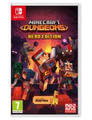 Minecraft Dungeons - Hero Edition NDSW-51794