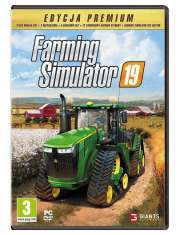 Farming Simulator 19 Edycja Premium PC-51822