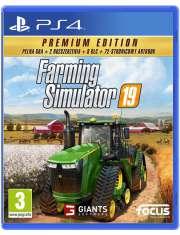 Farming Simulator 19 - Premium Edition PS4-51855