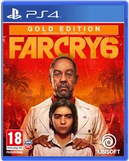 Far Cry 6 Gold Edition PS4-51936