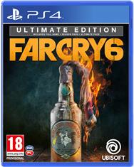 Far Cry 6 Ultimate Edition PS4-51957