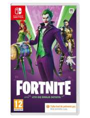 Fortnite: The Last Laugh Bundle NDSW-52108