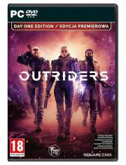 Outriders Day One Edition Edycja Premierowa PC-52129