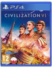 Sid Meier's Civilization VI PS4-52150