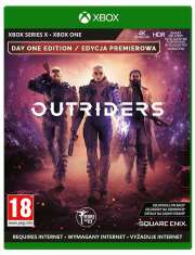 Outriders Day One Edition Ed. Premierowa XOne/XSX-52125