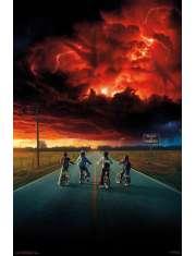 Stranger Things 2 Key Art - plakat