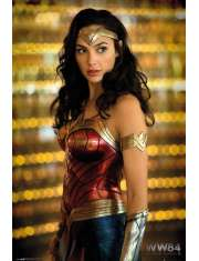 Wonder Woman 1984 - plakat