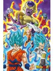 Dragon Ball Super God - plakat