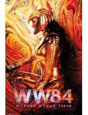 Wonder Woman 1984 Zbroja - plakat