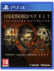 Dishonored and Prey The Arkane Collection PS4-52167