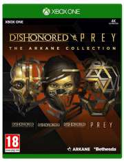 Dishonored and Prey The Arkane Collection Xbox One-52168