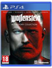 Wolfenstein Alt History Collection PS4-52173